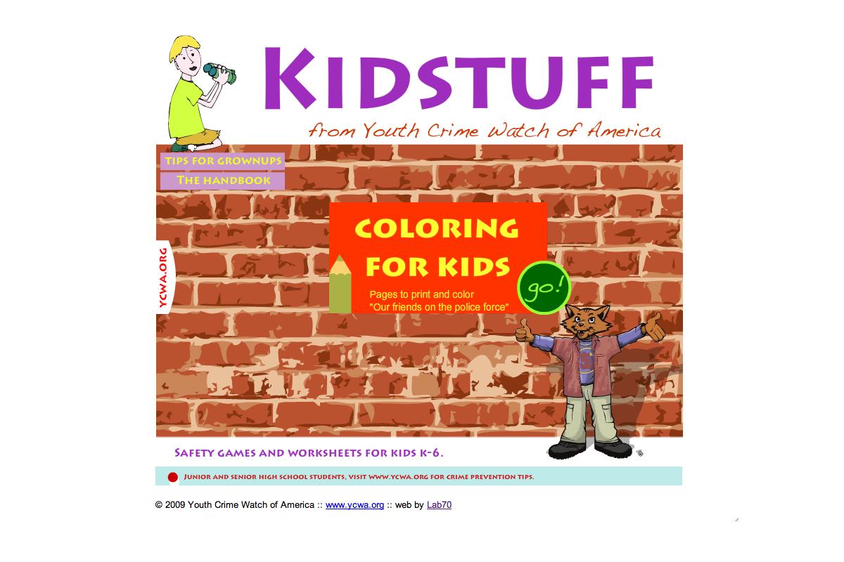YCWA Kidstuff